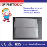試供品および熱い販売の熱はゲルのパッドパッチを冷却することを減る