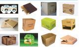 La impresión de envases caja de la máquina de corte por láser 80W