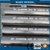Astma106 tubulação de aço sem emenda laminada a alta temperatura Sch40