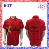Chemise de polo neuve de 2016 de modèle de mode de type de sports hommes d'usure fabriquée en Chine