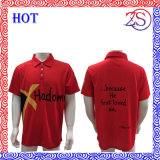 2016 neues Entwurfs-Form-Art-Sport-Abnützung-Mann-Polo-Hemd hergestellt in China