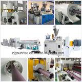 Gute Leistung Plastik-Belüftung-Wasserversorgung-Rohr-Strangpresßling-Maschine für Verkauf