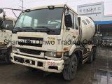 10~20ton/6~8cbm日本ディーゼルエンジン6*4-LHD/Rhd-Drive日産Udの具体的なミキサーのトラック(BULK-SHIPPING)