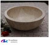 Lavabo di pietra all'ingrosso del marmo/granito della natura