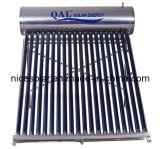 Sin presión calentador de agua solar Bg 240L6