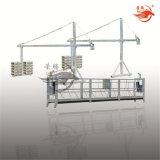 Gondole électrique de plate-forme de travail de la Chine Zlp 630 pour la construction