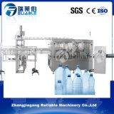 Máquina de rellenar plástica del agua mineral de la botella