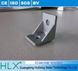 Кронштейн сплава цинка с конкурентоспособной ценой для алюминиевого профиля