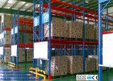Cremalheira resistente da pálete para o armazenamento industrial do armazém