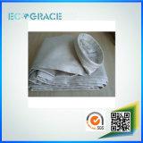 Filter van de Stofzak van de Glasvezel van de Deklaag PTFE van de Levering ISO9001 van de fabriek de Directe Gediplomeerde