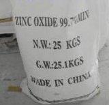 Óxido de cinc de goma del grado del método de Indriect ZnO 1314-13-2