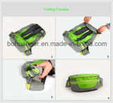 Form Customerized Outdoor Ripstop Nylon Foldable Backpack für Leisure/Travel