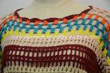 Crochet barré par mode plus le vêtement des femmes de taille