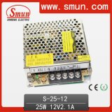 S-25-12 25W 12V 2.1A Single Output Type Power Supply