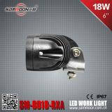 6 het LEIDENE van de duim 18W Drijven van de Auto het Licht van het Werk (sm-6018-RXA)