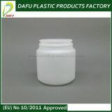 бутылка конфеты жевательной резины круглой формы HDPE 120ml пластичная
