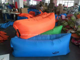 Sofá preguiçoso inflável de múltiplos propósitos da sala de visitas do sofá do ar da boca dobro
