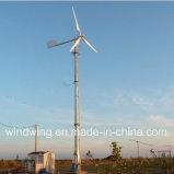 CE утвержденный 600W горизонтальный Генератор энергии ветра