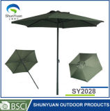 2m는 시스템 안뜰 우산 - Sy2028를 위로 민다