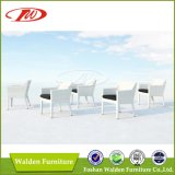 Nuovo Rattan Dining Set, mobilia di Wicker, mobilia del patio (DH-9667)