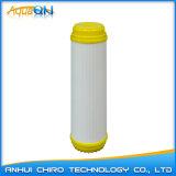 Cartuccia di filtro di scambio ionico dalla resina da 10 pollici