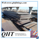 A36 Q235 Ss400 Steel Plate для Building Structure