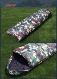 Ultralight Envelope Camouflage Military Camping Hiking Sleeping Bag