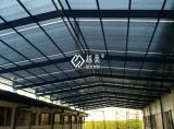 Het duidelijke Maagdelijke GolfBlad van het Polycarbonaat Lexan Greca voor het Project van het Dakwerk