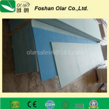 Panneau imperméable à l'eau de façade de couleur de la colle de fibre pour le mur extérieur de revêtement
