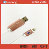 iPhone를 위한 USB Flash Memory Driver Cable