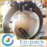 Machine de préparation de chanfrein de coupure de pipe d'acier inoxydable de Porta