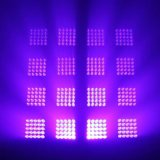 High Power 5 * 5 RGBW LED Matrix Light avec Chasing