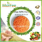 Fertilizante composto 12-12-17 da fábrica NPK para fazendeiros