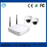 Câmera do sistema de segurança Wi-Fi do CCTV e NVR