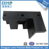 Factory AutomationのPrecision黒いPlastic CNC Machining Parts