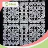 綿の刺繍のレースの幾何学的なパターン化学レースファブリック