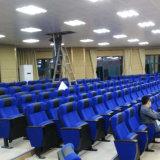 Место аудитории, стулы конференц-зала нажимает назад стул церков Seating аудитории места аудитории стула аудитории пластичный (R-6161)
