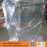 A umidade industrial da embalagem livra o saco