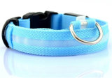 DEL en couleurs Dog Collor, Glowing et Flexible DEL Dog Collar