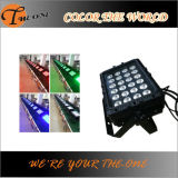24X10W RGBW Waterproof СИД Spot Light