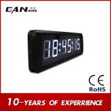 [Ganxin] 도매 6digital LED 스크린 전자 자명종