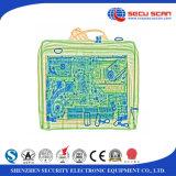 Sistema de inspección de la seguridad, explorador de la radiografía, cargo y explorador del paquete