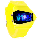 Digitahi LED Waterproof Sport Watch per Young People