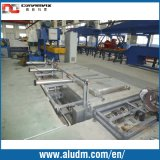 AluminiumExtrusion Machine mit 550 Degree Three Bins Extrusion Die /Mould Furnace