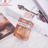 botella de perfume de los hombres de la alta calidad 100ml y perfume de cristal