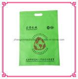 Sac à provisions non tissé de tissu faisant la machine avec la qualité Zxl-E700