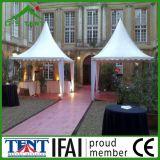 Gazebo de tente de pagoda d'écran de PVC du mobile 5X5m