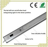 Indicatore luminoso della barra dell'interruttore LED del sensore dell'oscillazione di caduta