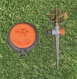 Arroseuse en plastique de l'eau de jardin de 8 ABS multifonctionnels de configuration