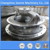 Molde de aço que molda o escudo superior para as peças de maquinaria da mineração
